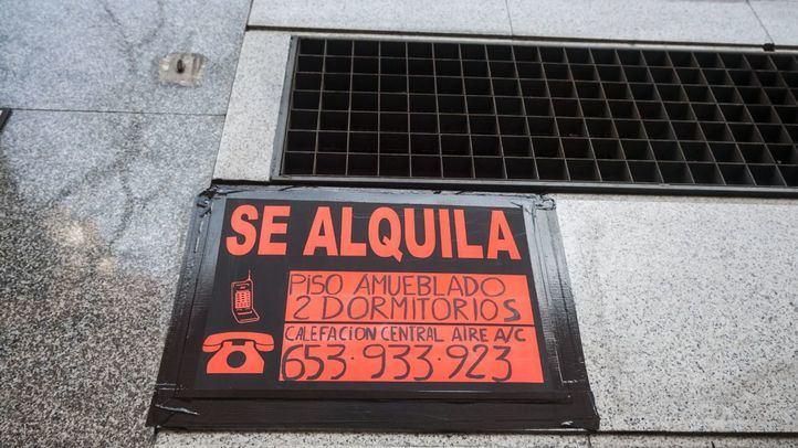 Madrid, a la cabeza de las regiones más caras para alquilar vivienda en enero