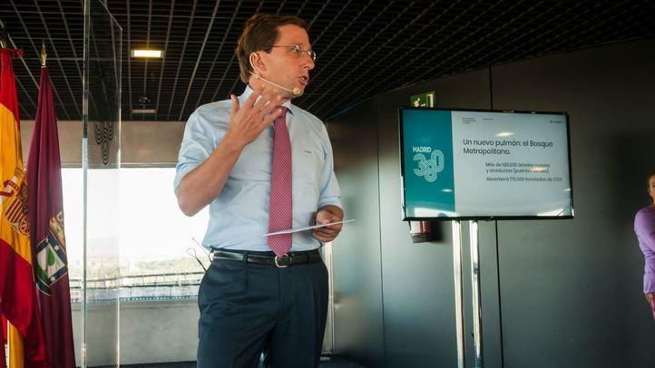 Almeida, dispuesto a mejorar Madrid 360
