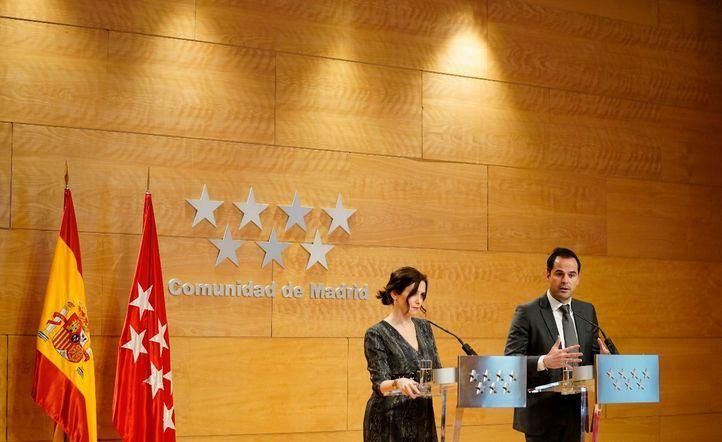 El Consejo de Gobierno hace balance de los primeros seis meses de Gobierno entre PP y Cs