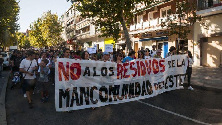 Rechazadas las cautelares solicitadas por la FRAVM contra el traslado de residuos a Valdemingómez