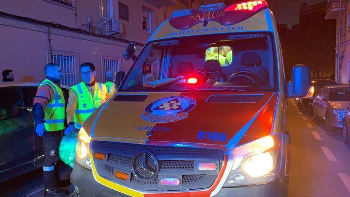 Muere una mujer tras recibir un disparo en la cabeza en Ciudad Lineal