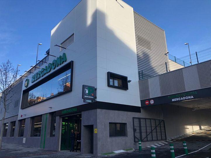 Mercadona inaugura su nuevo Modelo de Tienda Eficiente en Madrid