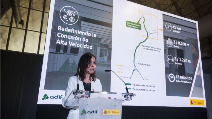 Adif lanza un concurso internacional para hacer de la estación de Chamartín