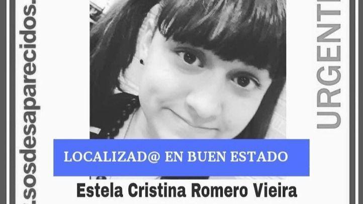 Aparece en buen estado la joven que desapareció en enero Barajas