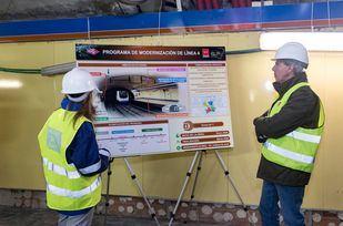 El tramo de la línea 4 entre Argüelles y Avenida de América abrirá el 6 de marzo