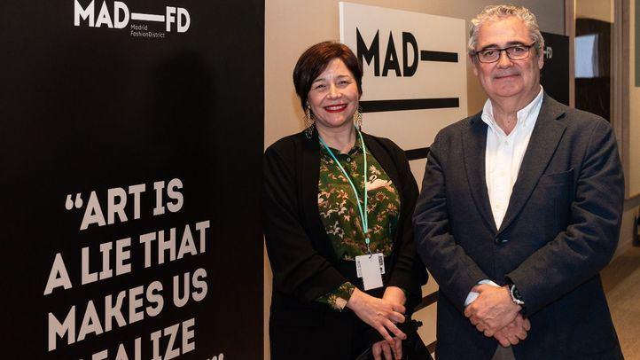 ARCOmadrid acoge el Concurso MAD-FD de El Corte Inglés para intervenciones artísticas