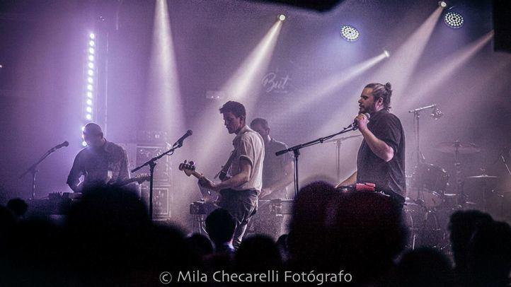 """Pony Bravo presenta su nuevo disco """"Gurú"""" en la sala Ocho y Medio. Derroche de trance, mantra y gozadera."""