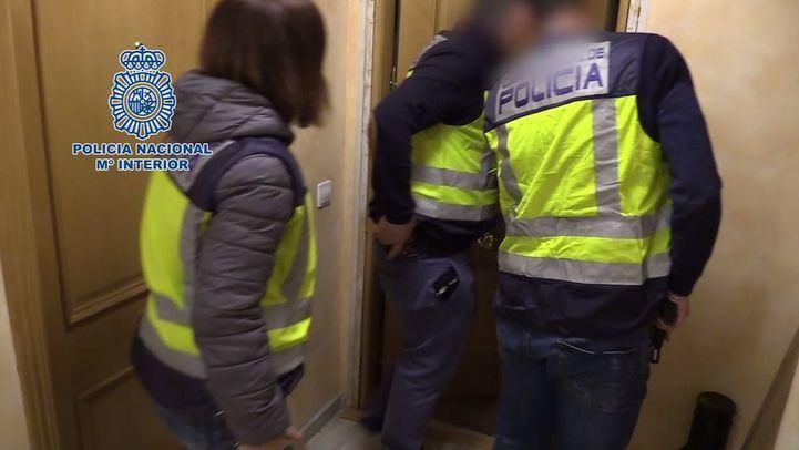 Detenidas 20 personas que estafaron más de 100.000 euros con el engaño del 'corte de luz'