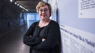 """Laila Ripoll: """"En igualdad de condiciones, me voy a decantar siempre por un texto escrito por mujeres"""""""