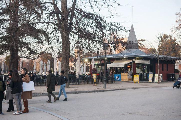 El Retiro y otros ocho parques históricos de Madrid reabren hoy