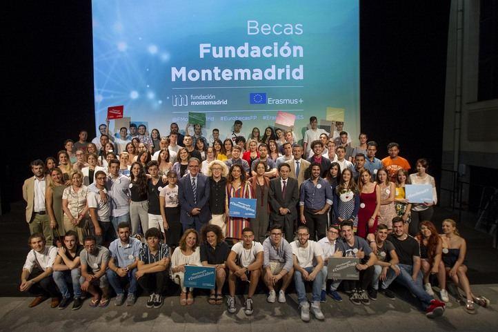 Becas Montemadrid celebra el encuentro anual de sus alumnos Erasmus+