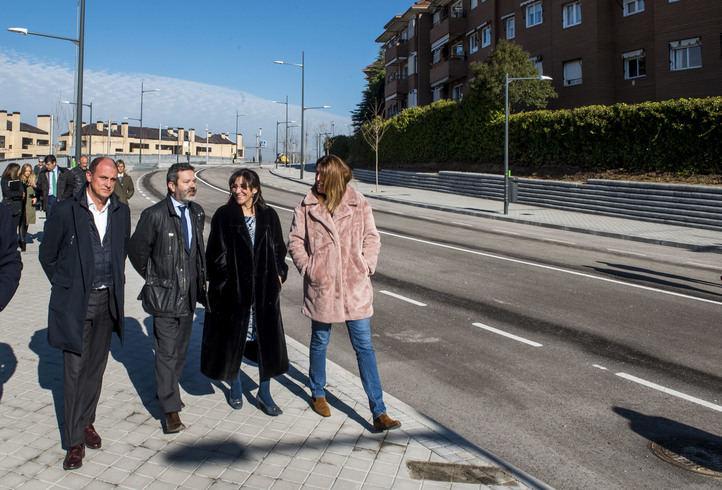La Avenida del Talgo: el nuevo lazo de unión entre Aravaca y Pozuelo