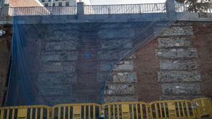 El Ayuntamiento planea rehabilitar los muros de la Cuesta de la Vega
