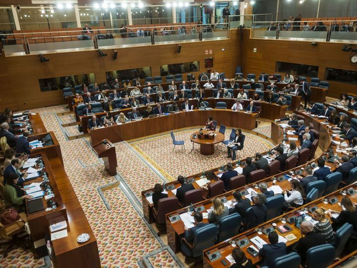 La Asamblea busca conseguir el consenso de cara al 8M