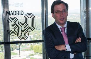 El Ayuntamiento de Madrid cancela el viaje a Bruselas para presentar Madrid 360