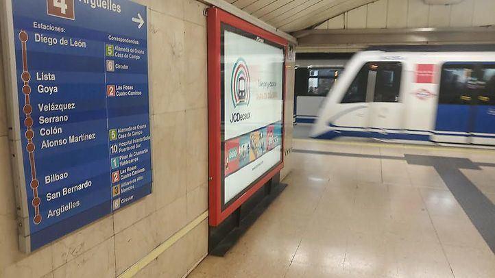 La línea 4 de Metro reabre parcialmente este viernes