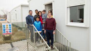 El Ayuntamiento prepara la segunda fase del proyecto de realojo de refugiados