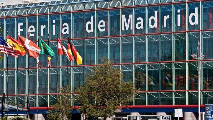 Puerta Sur de Ifema o Feria de Madrid.