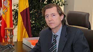 Baltasar Santos, exalcalde de Navalcarnero.
