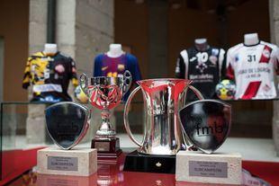La Copa del Rey de Balonmano se celebra este fin de semana en la Caja Mágica