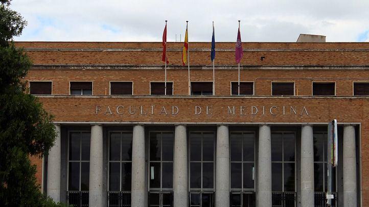 Facultad de medicina de la Universidad Complutense de Madrid.