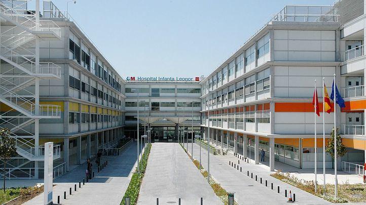 Hospital Infanta Leonor.