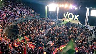 Vox contraprograma el 8-M con un gran acto en Vistalegre para celebrar la reelección de Abascal
