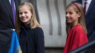 Positivo en coronavirus un alumno del colegio de la princesa Leonor y la infanta Sofía