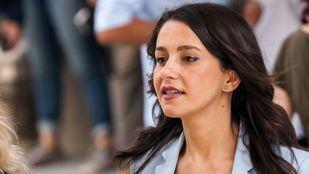 Inés Arrimadas, elegida presidenta de Ciudadanos