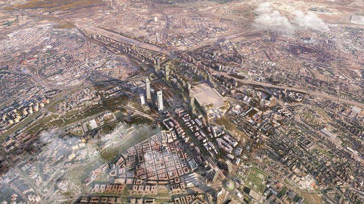 El proyecto Madrid Nuevo Norte ya tiene fecha: 25 de marzo