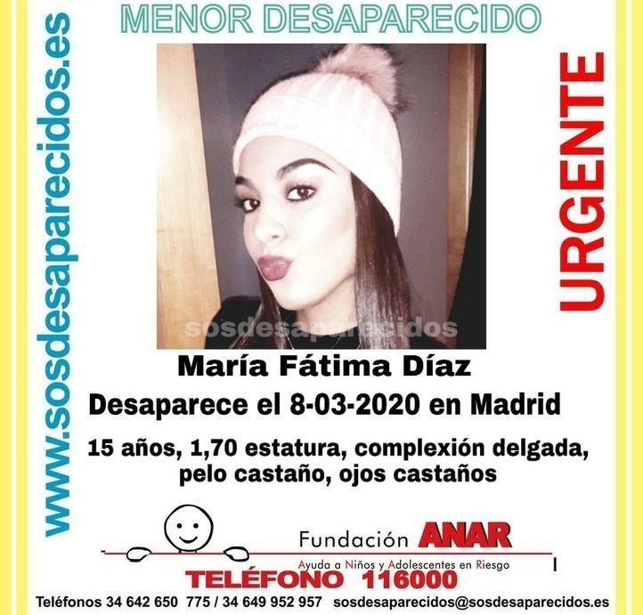 Dos menores desaparecidas después de fugarse de casa