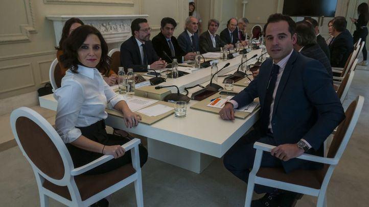 Díaz Ayuso convoca un Consejo de Gobierno extraordinario por el coronavirus