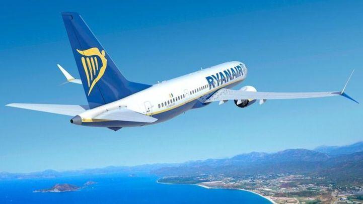 Ryanair suspende los vuelos domésticos y limita los internacionales en Italia