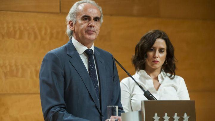 Suspendida desde el miércoles la actividad educativa en Madrid por el coronavirus