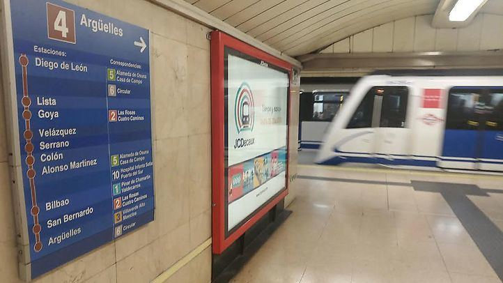 Vuelve a funcionar la línea 4 de Metro