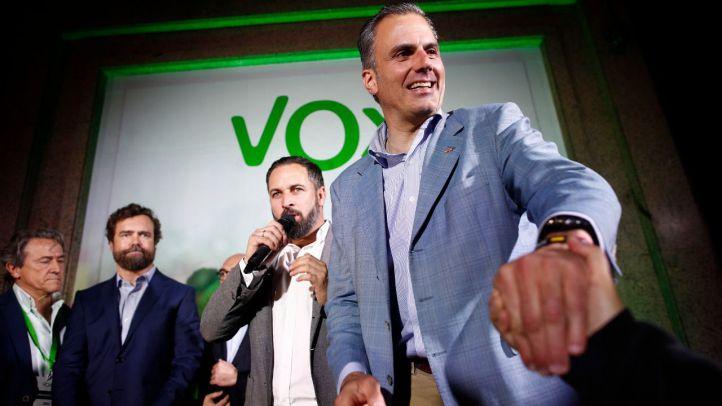 Ortega Smith da positivo y Vox tacha al Gobierno de
