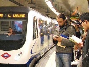Apertura de puertas automáticas en trenes y estaciones de Metro