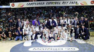 El Real Madrid entra en cuarentena voluntaria ante un caso positivo