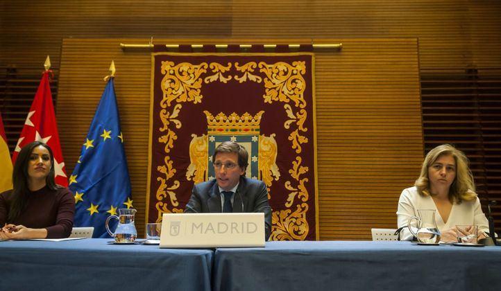 Rebaja de 63 millones de euros en impuestos a las empresas madrileñas