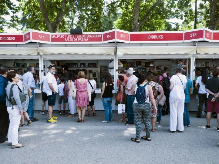La Feria del Libro de Madrid, aplazada hasta octubre