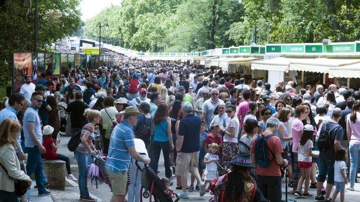 Imagen de archivo de la Feria del Libro de 2019.