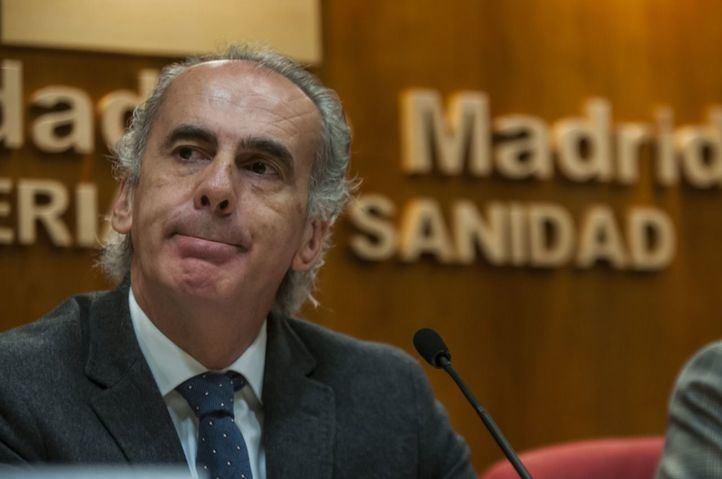Madrid pide al Ministerio más material y anuncia 200 medidas contra el virus