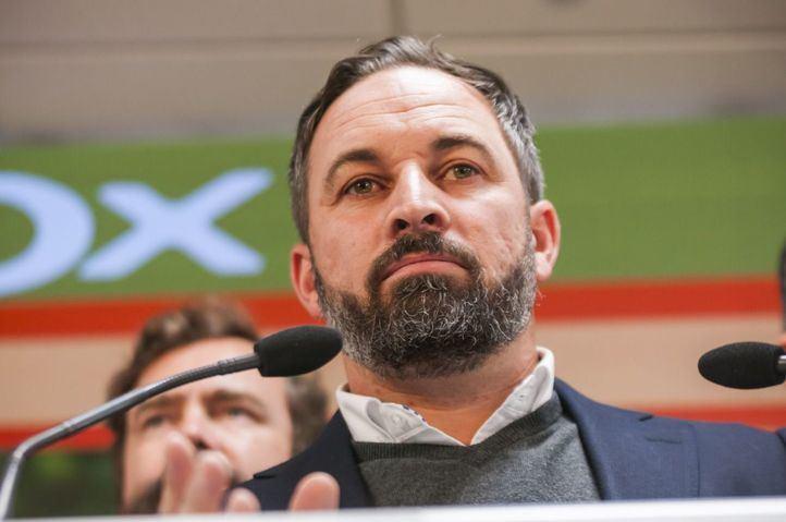 La ministra Carolina Darias y Santiago Abascal, dos nuevos positivos