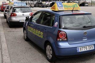 Suspendidos los exámenes de conducir en Madrid, La Rioja y Álava
