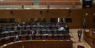 La Asamblea cierra sus puertas hasta el 26 de marzo