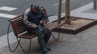 Madrid amplía dos meses la Campaña del Frío para proteger a las personas sin hogar