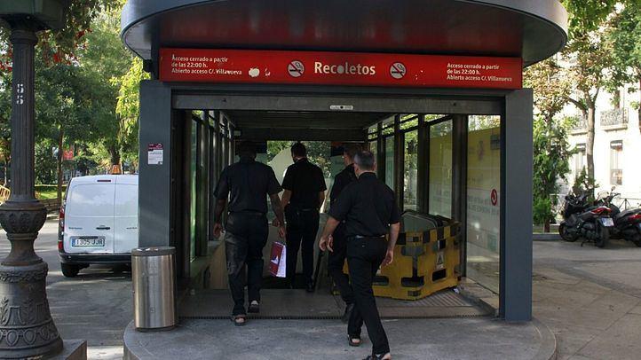 Adif mejorará la accesibilidad en la estación de Recoletos