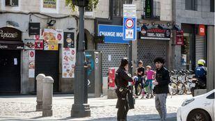 La Policía impone 199 denuncias en Madrid por incumplir las restricciones