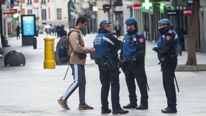 Cuatro detenidos y 252 multas por incumplir el estado de alarma