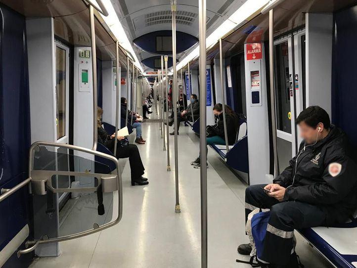 Fallece un trabajador de Metro de 56 años a causa del coronavirus